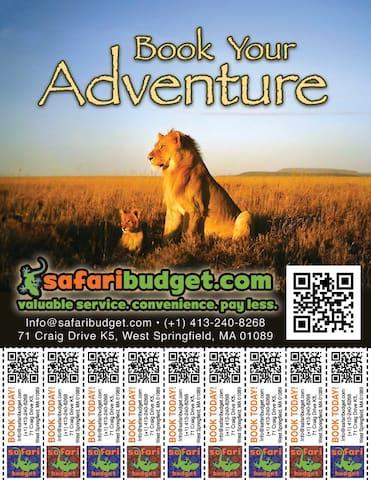 Adventure Accomodation - Mount Kilimanjaro - Casa