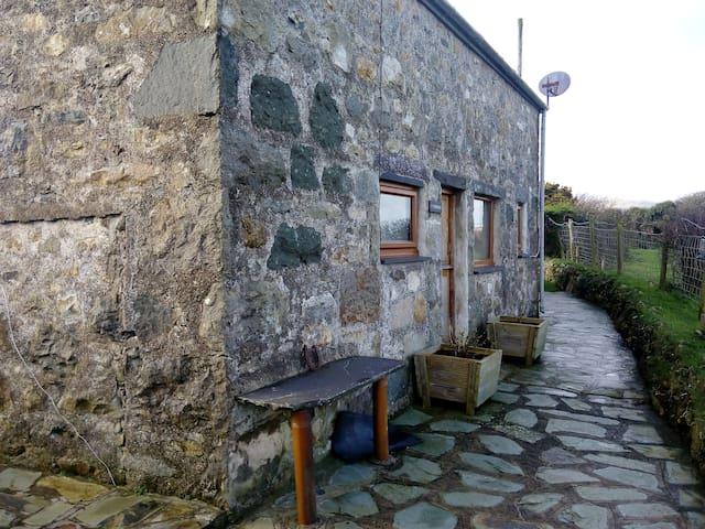 A 19th Century Cottage near Llanbedrog Beach - Llanbedrog
