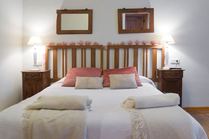 Bed & Breakfast in the pyrenees 2 - Urzainqui - Bed & Breakfast
