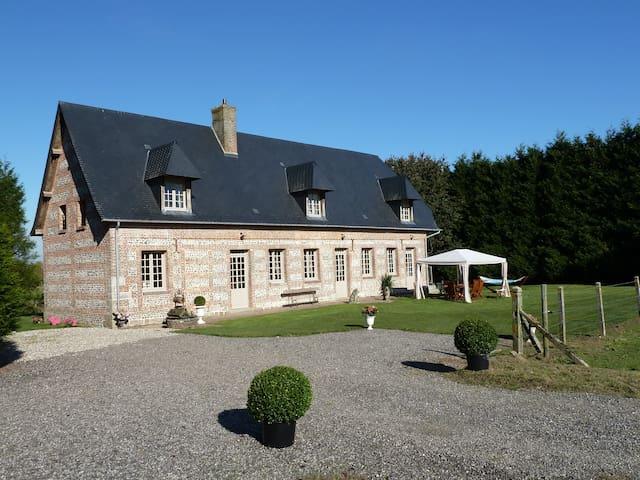 La maison de Thibauld - Cottévrard - Haus