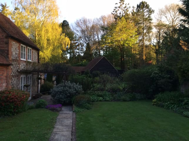 The Old Priest House - Nettlebed, Henley - Huis