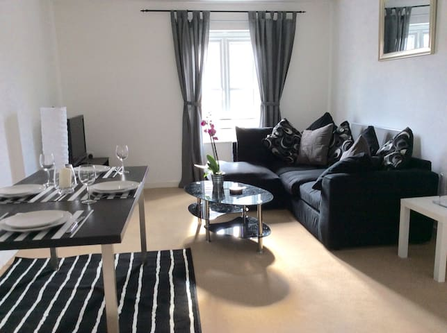 BRISTOL 3 BEDROOM NEW SPACIOUS FLAT - Bristol - Appartement