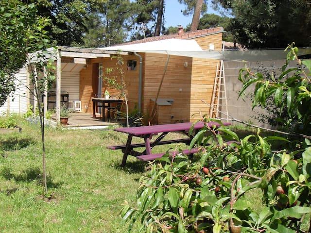 Studio de charme avec jardin. - Saint-Brevin-les-Pins - Departamento