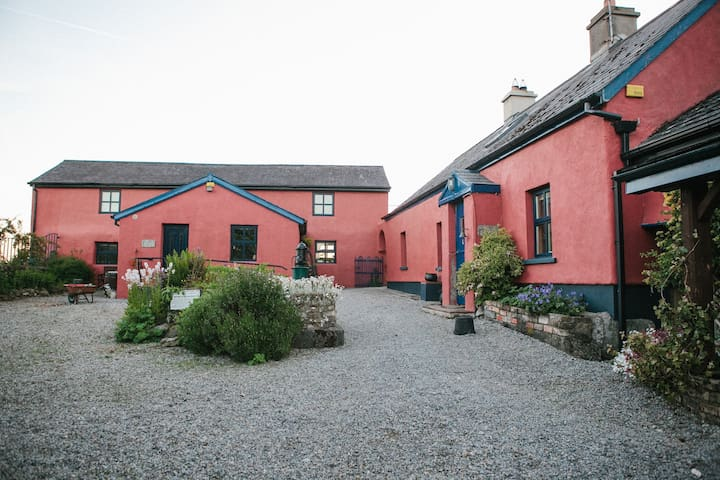 Charming Cottage- Heart of Ireland - Moate - Huis