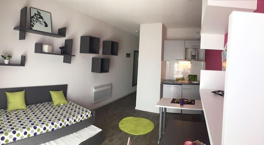 Agréable studio neuf 1 - Aix-en-Provence - Leilighet