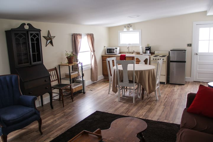 Mountain Apt. Close to Skiing Nestled in the Woods - Chittenden