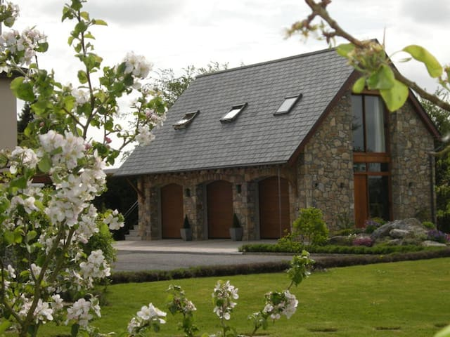 Gorgeous Country Lodge  East Galway - Oranmore - Appartement