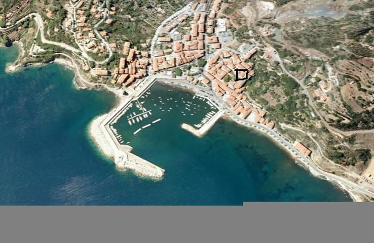 bilocale isola d'elba - Rio Marina - Appartement