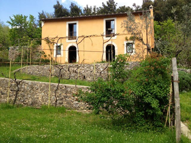Country house in a wonderful park - Balsorano Nuovo - Вилла