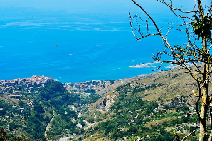Relax e natura a 10 km dal mare! - Cetraro - Hus