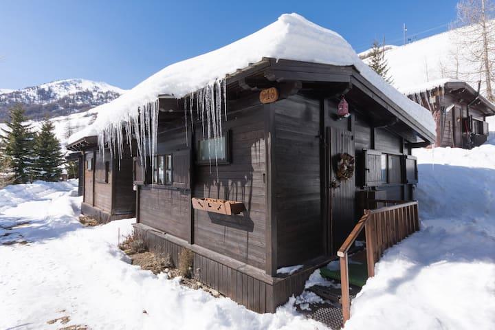 Lo chalet dello sciatore - Сестриере - Бунгало