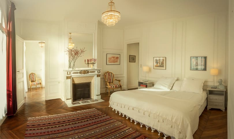 Two luxury guest rooms in Crox Culture! - Nesle