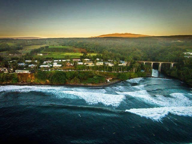 Hawkins Vacation Rental--time to get away - Hilo - Bungalow