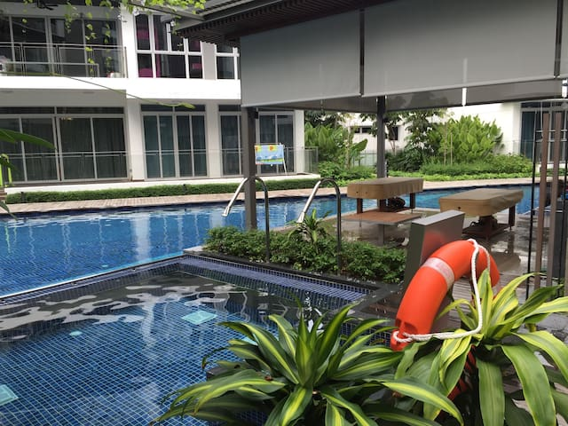 Lake Side Living 1+1 - Singapur - Apartament