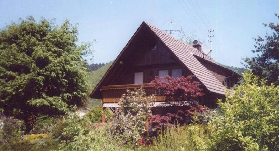 Schwarzwald villa a settimane - Gutach (Schwarzwaldbahn) - Vila