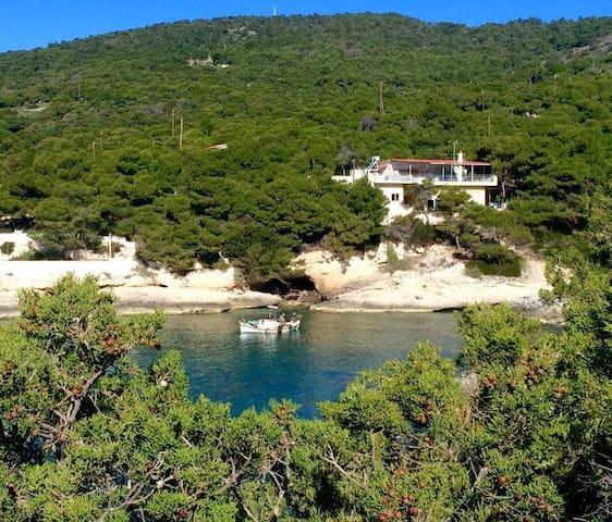 Kavos, Aegina Studio Apartment 2 - Kavos - Daire