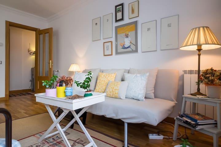 Apartment between Pontevedra and beaches - Poio - Leilighet