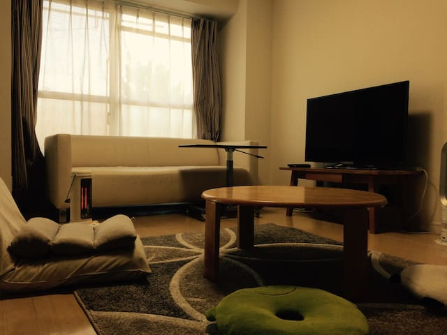 Like your friends room within 10min - Sumida - Appartamento