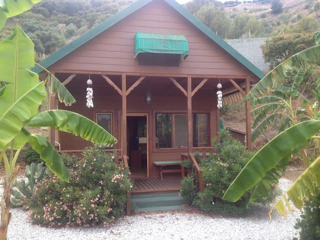 Charming wooden house - Almuñécar