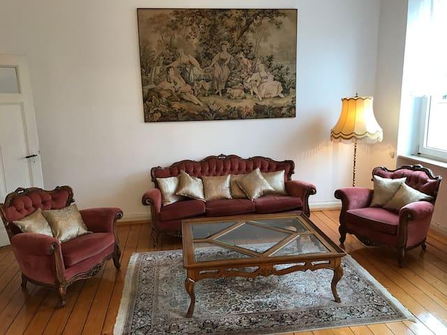 Belle Epoque Etage in St. Ingbert - Sankt Ingbert - Lägenhet