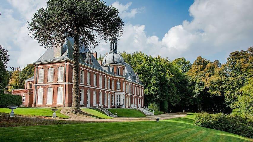 Chambre ronde chateau du landin - Le Landin - Konukevi