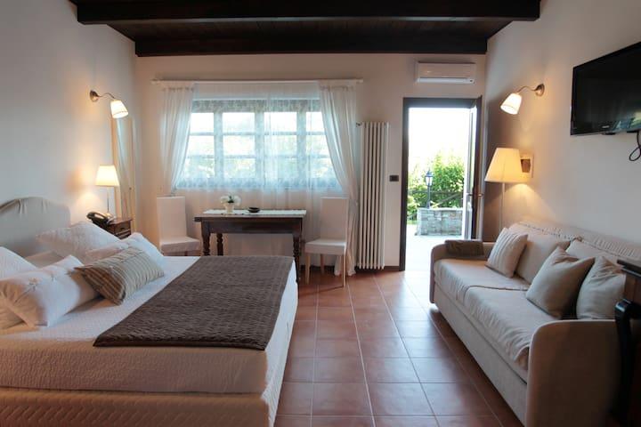 Country Suite, La Maragliana, Monferrato, Unesco - Castel Rocchero - Service appartement