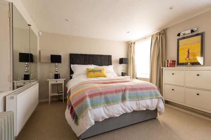 Smart flat in Central Cheltenham - Cheltenham - Appartement
