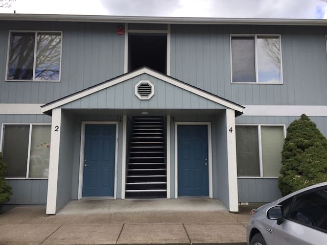 Comfy 1 bed 1 bath - Albany - Appartement