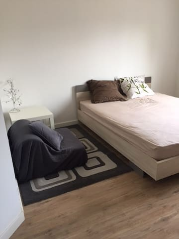 Chambre tout confort proche frontière luxembourg - Roussy-le-Village - Talo