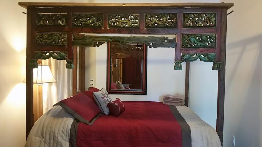 Eco-Retreat: Bali Hai Room-Standard - Pāhoa - Bed & Breakfast