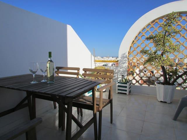 Cubist View Apartment - Olhão - アパート