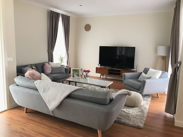 Beautiful Scandinavian Private Room with Ensuite - Clarinda - Stadswoning