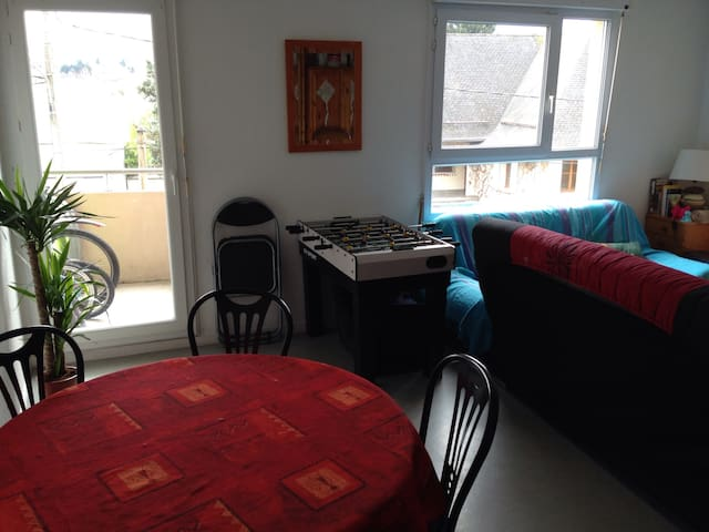 Lovely flat - Les Abrets - Appartement
