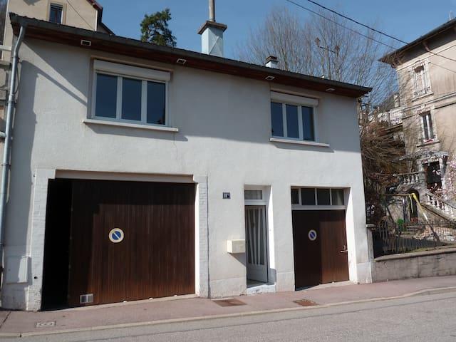 Maison particulière à Plombières les Bains - Plombières-les-Bains - Huis