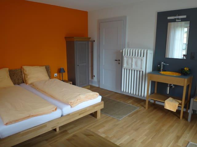 BnB Hopfengrün, Langenthal-Neuhüsli  (2 Pers) - Langenthal - Bed & Breakfast