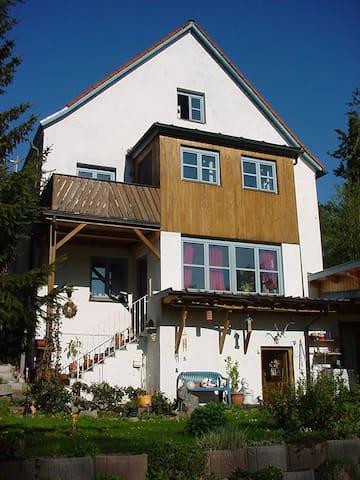 Einzelzim./m.kl.Kochnische+Kühlsch. - Zwiesel - Отпускное жилье