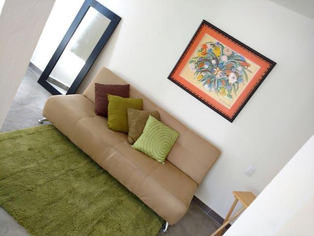 Loft minimalista Oferta de pascua!! - Tequisquiapan - Loft