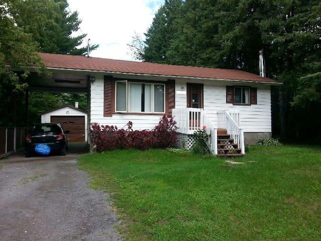 Cottage style bungalow; Bullfrog Cottage. - Ottawa