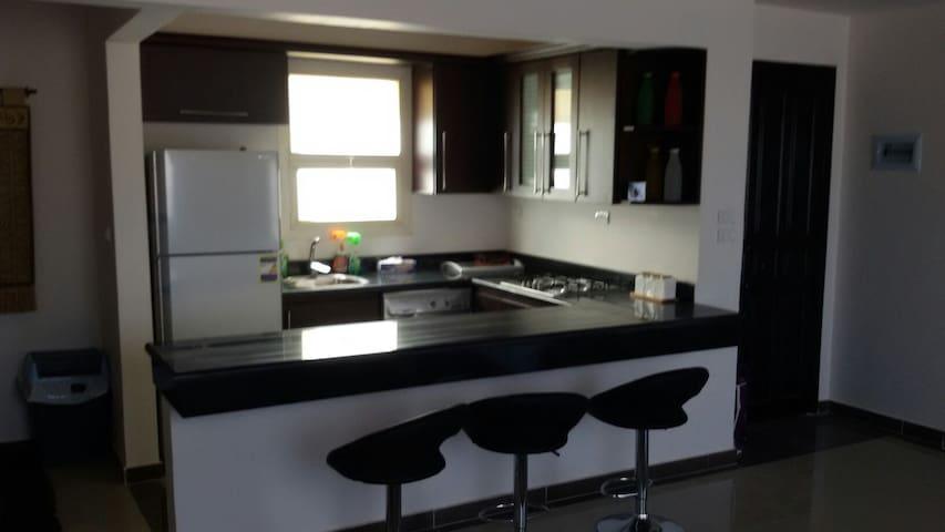 Shrouk City , 2 bedroom flat - El Shorouk City - Byt