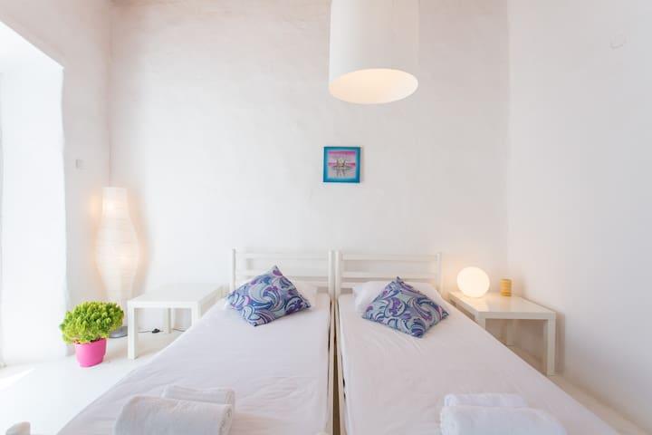 Precious Traditional Mykonian flat - Chora, Mykonos  - Lägenhet