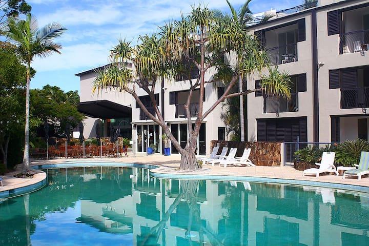 Noosa Heads Resort Apartment - Noosa Heads - Leilighet