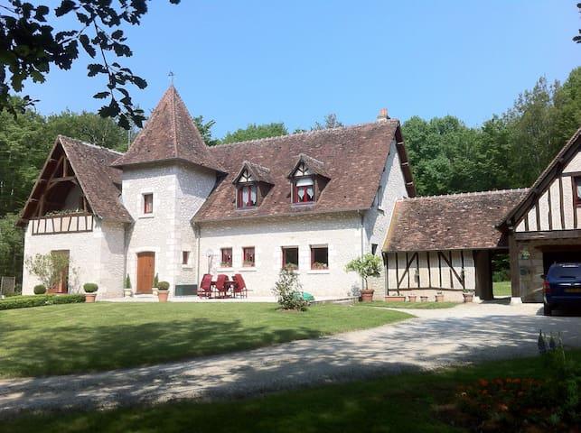 L'EMBELLIE - Mont-près-Chambord - 公寓