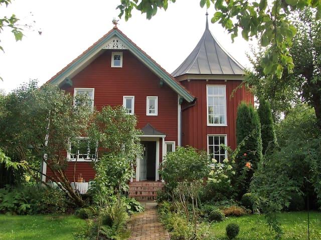 Traumhaft Wohnen im idyllischen Anwesen - Dießen am Ammersee - Gästhus