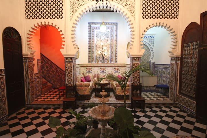 Riad FARACHA - Tetouan - Hus