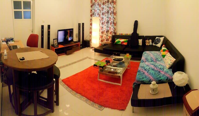 Private bedroom with own bathroom - Muscat - Leilighet