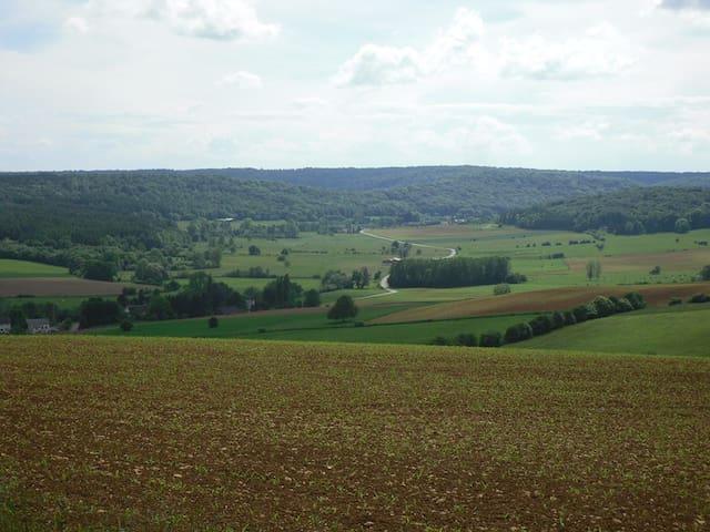 La grange - Saint-Aignan - Huis