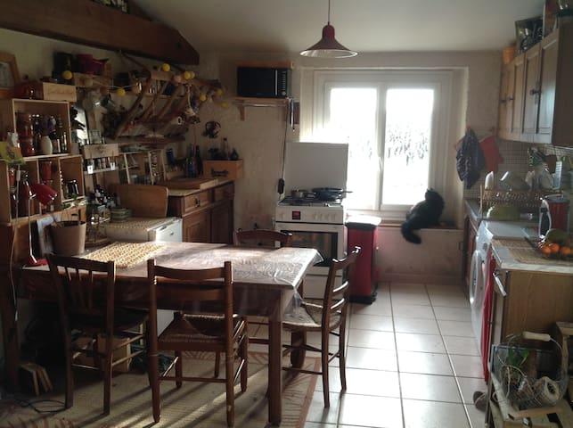 Maisonnette du vignoble - Le Landreau - Huis