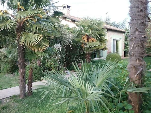 relax immersi nella natura - Ravenna  (Savarna)