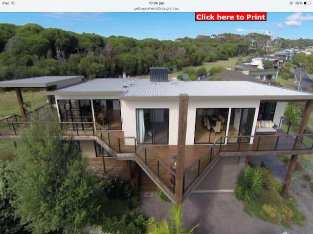 Bournda Beach House 2 homes in 1! - Tura Beach - Dům
