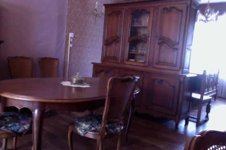 LOCATION DE TOURISME A HAGONDANGE CENTRE - Hagondange - Apartamento